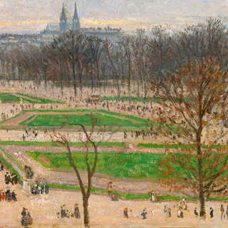 The Garden of the Tuileries 3